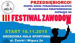 III festiwal zawodów